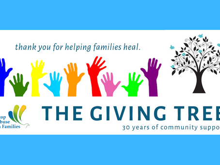 The Giving Tree: Thank You for 30 Years of Community Support