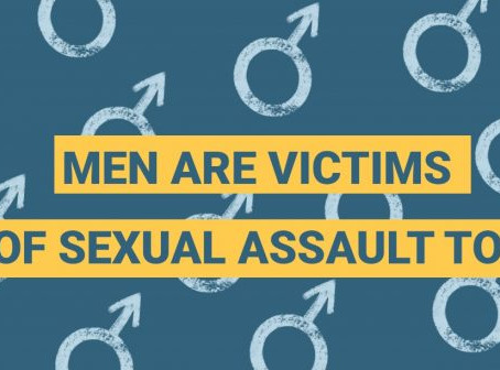 Boys & Men & Sexual Violence