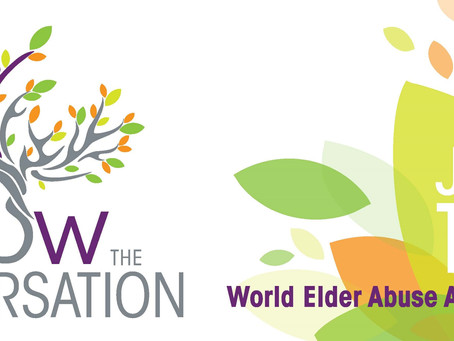 Growing The Conversation: Elder Abuse