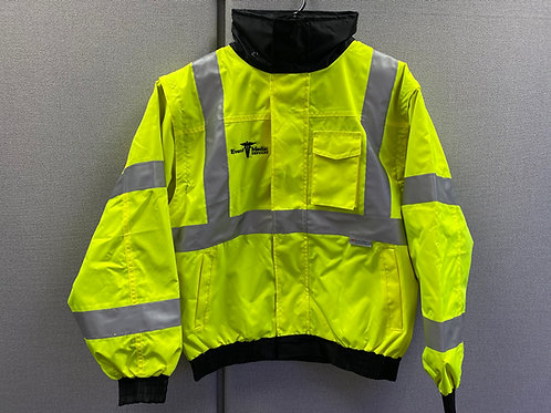 EMS Safety Yellow Jacket 4-in-1 Bomber