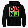 OCNJ Block Logo Sweatshirt