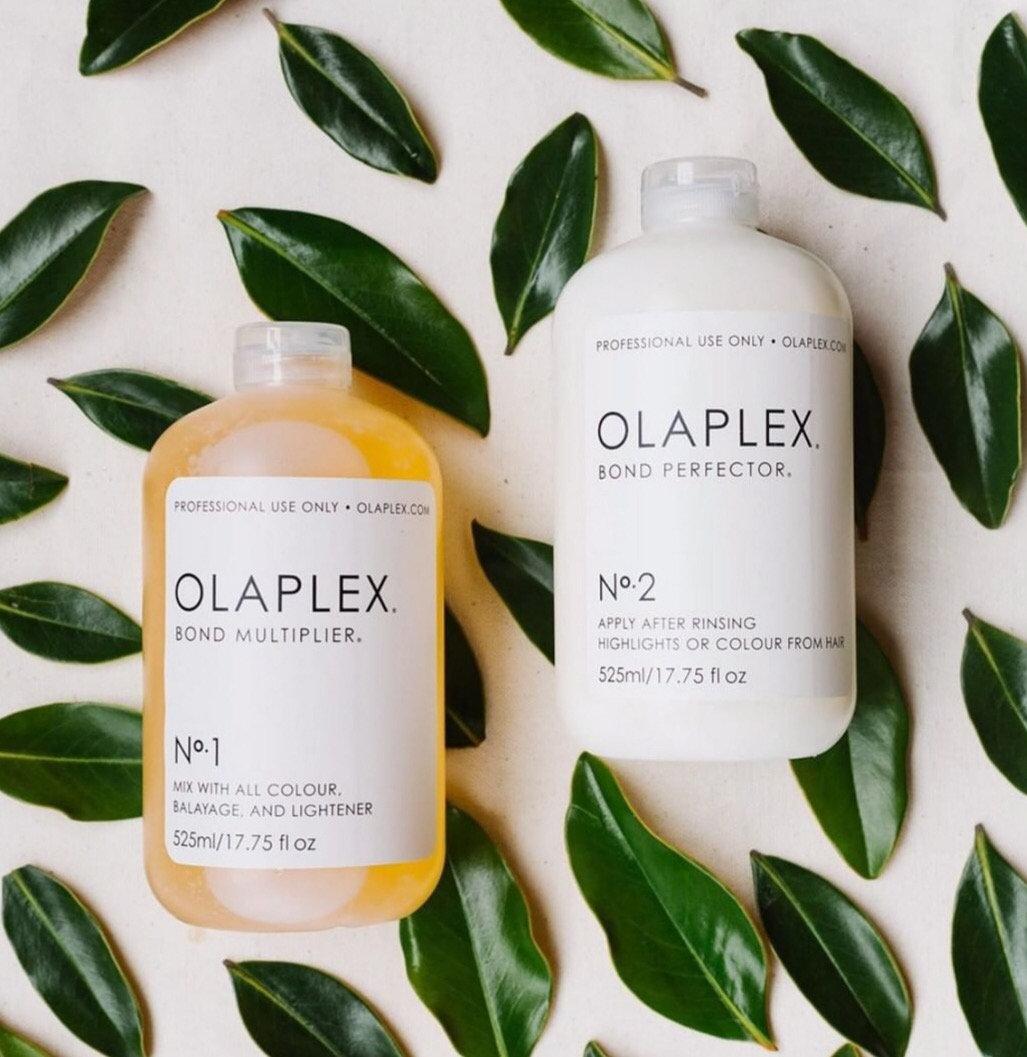 OLAPLEX TREATMENT £23