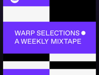 Warp Records Weekly Playlist