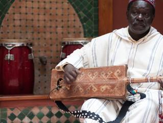 Maalem Mahmoud Gania at Música Macondo
