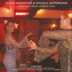 Jaipongan Music of West Java front cover