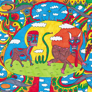 Los Siquicos Litoraleños front cover