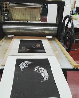 #printmaking
