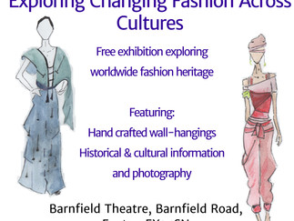 Exploring Changing Fashion Across Cultures - Exhibition