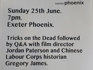TRIKS ON THE DEAD    exeter phoenix