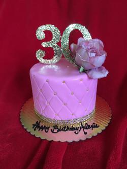 Quilt Pink 30