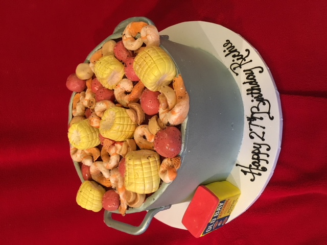 Shrimp Pot Boil