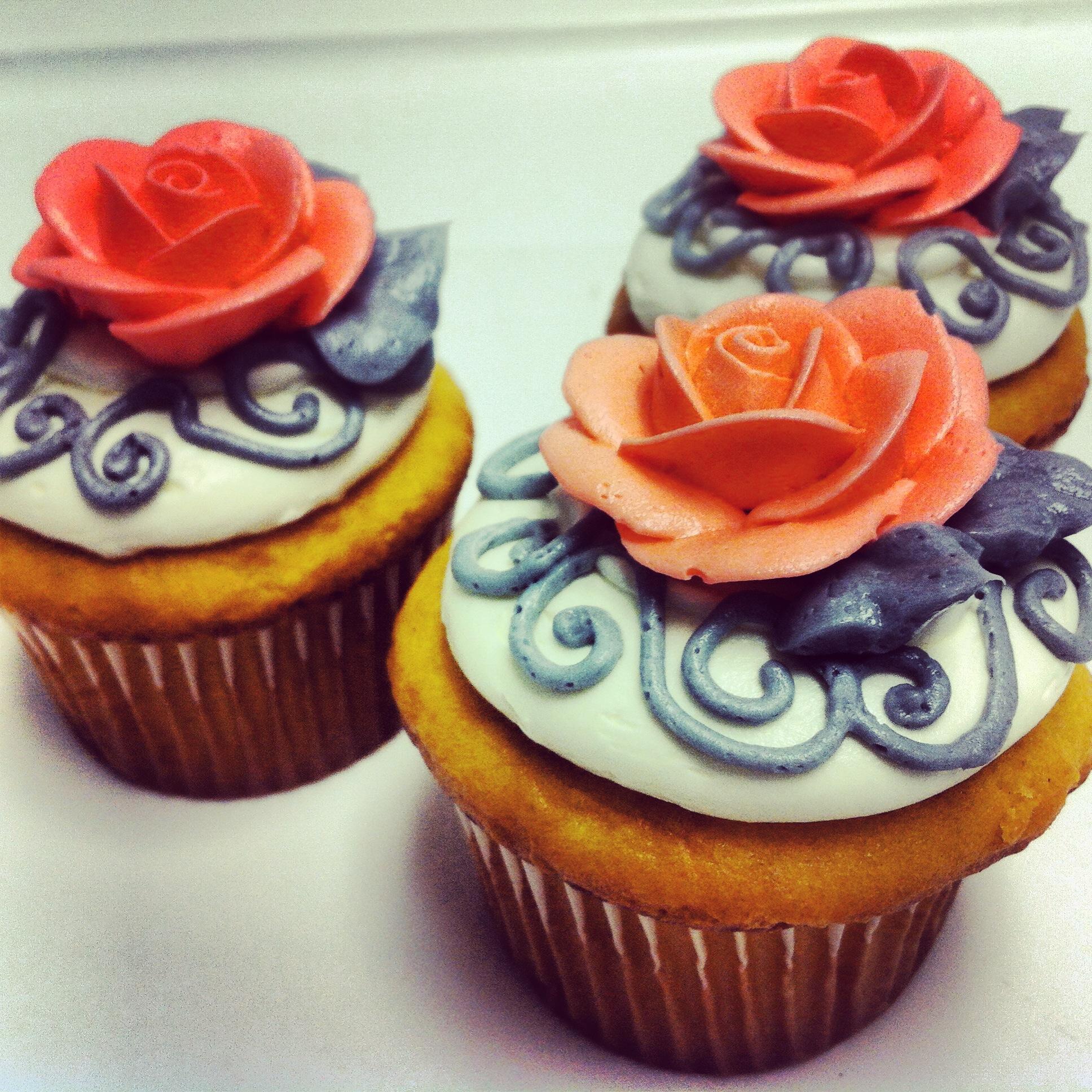 swirlie cupcake