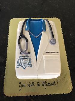Farewell Doctor