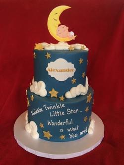 Twinkle Twinkle Moon and Stars
