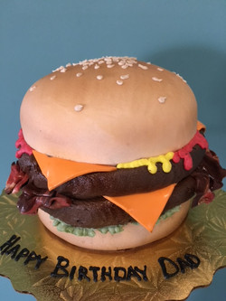 Dbl Cheeseburger
