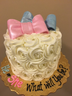Pink n Blue Gender Reveal