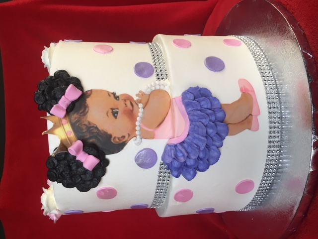 Afro Baby Shower