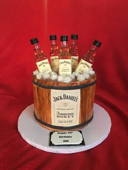 Jack Daniels Barrel II