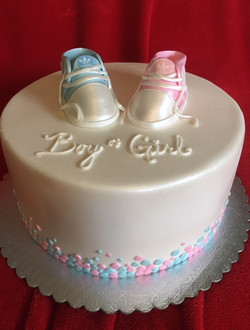 Tennie Gender Reveal