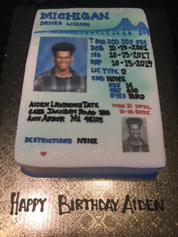 16 Year Driver License