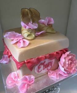 princess shoebox