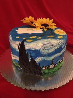 Van Gogh Starry Nite 2