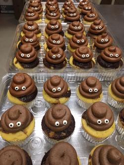 Poopcakes
