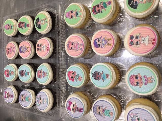 LOL Cupcakes