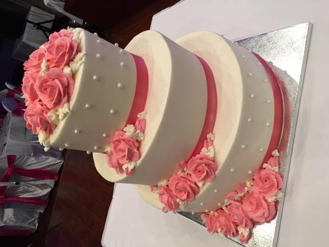 Perfect Pink Wedding