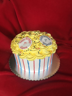 Biggie Cupcake