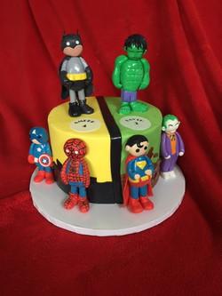Superheros Plus