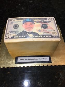 Fifty Dollar Birthday