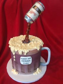 Beer and a Mug