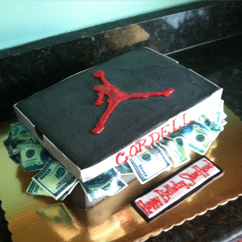Michael jordan shoebox2