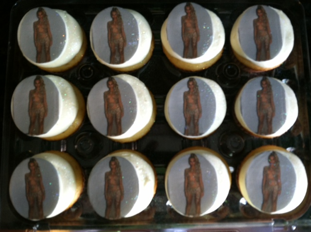Byonce cupcakes