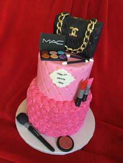 Chanel Purse Mac Makeup
