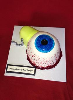 Eyeball Pendant