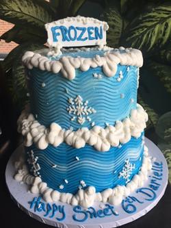 Frozen tier