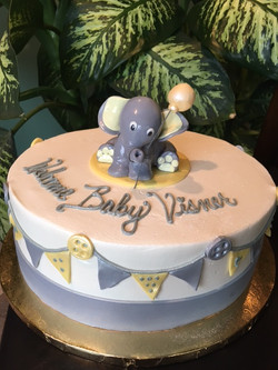 Baby Elephant Mini