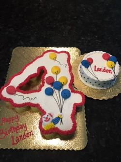 Carnival Cupcake 4