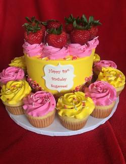 Strawberry and Lemon Fiesta