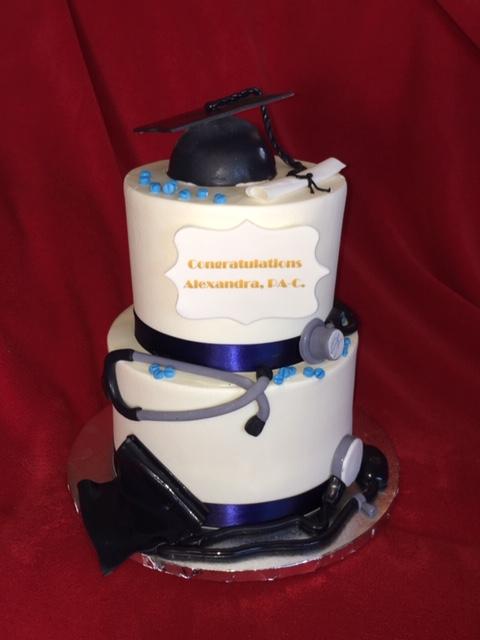 P A Graduation