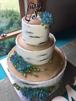 Melissas Birchtree Wedding