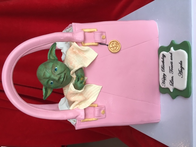 Michael Kors and Yoda