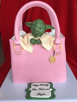 Michael Kors and Yoda