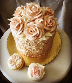 roses n cupcakes