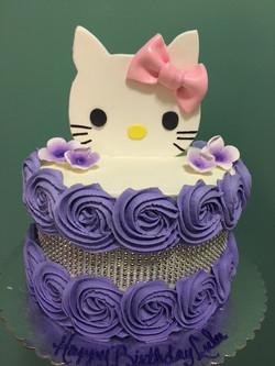 Hello Kitty Rosette