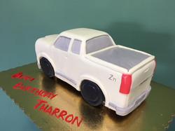 White Pickup