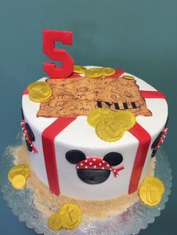 Pirate Mickey