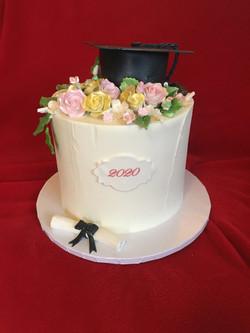 Stunning Graduation Gumpaste Flowers